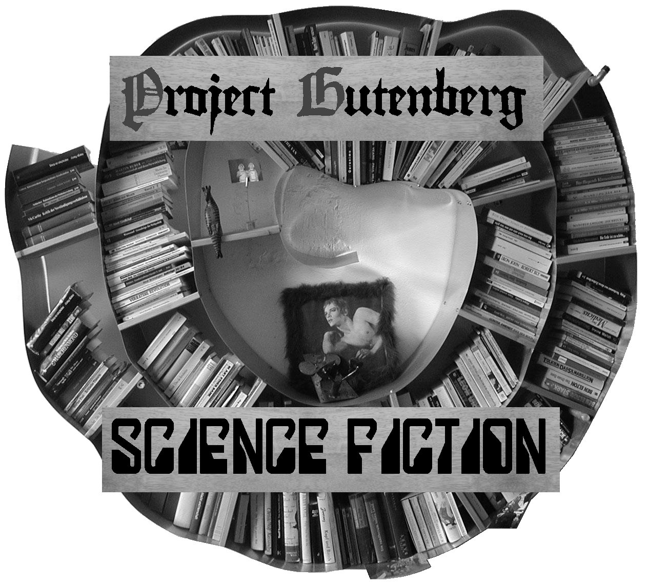 Science Fiction (Bookshelf) - Gutenberg